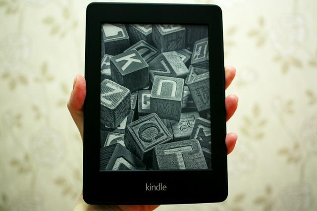 elektronická kniha