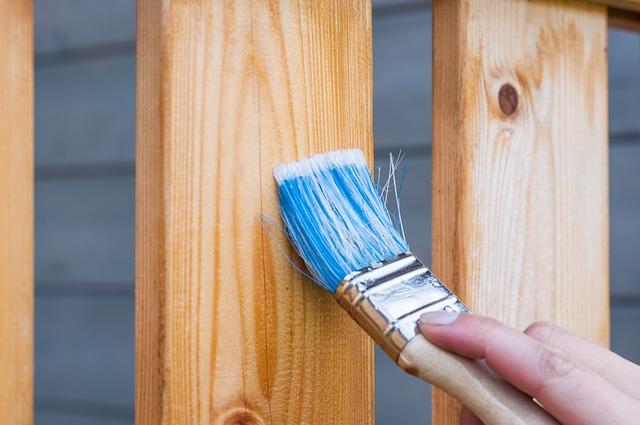 Údržba dřeva