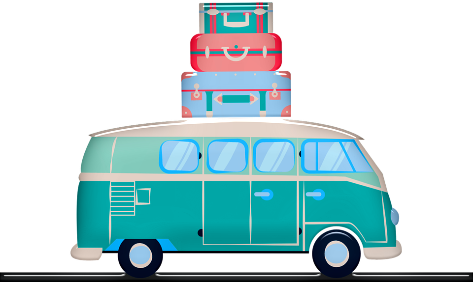 stěhování kufrů